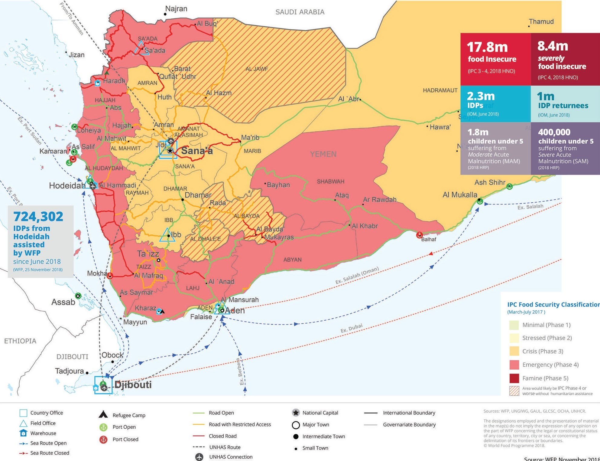 Yemen Policy Report # 4 - A Weapon of War in Yemen: An Analysis of