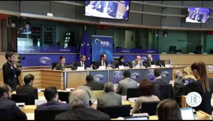 Embedded thumbnail for Tackling the Financing of Terrorism: Conference Overview