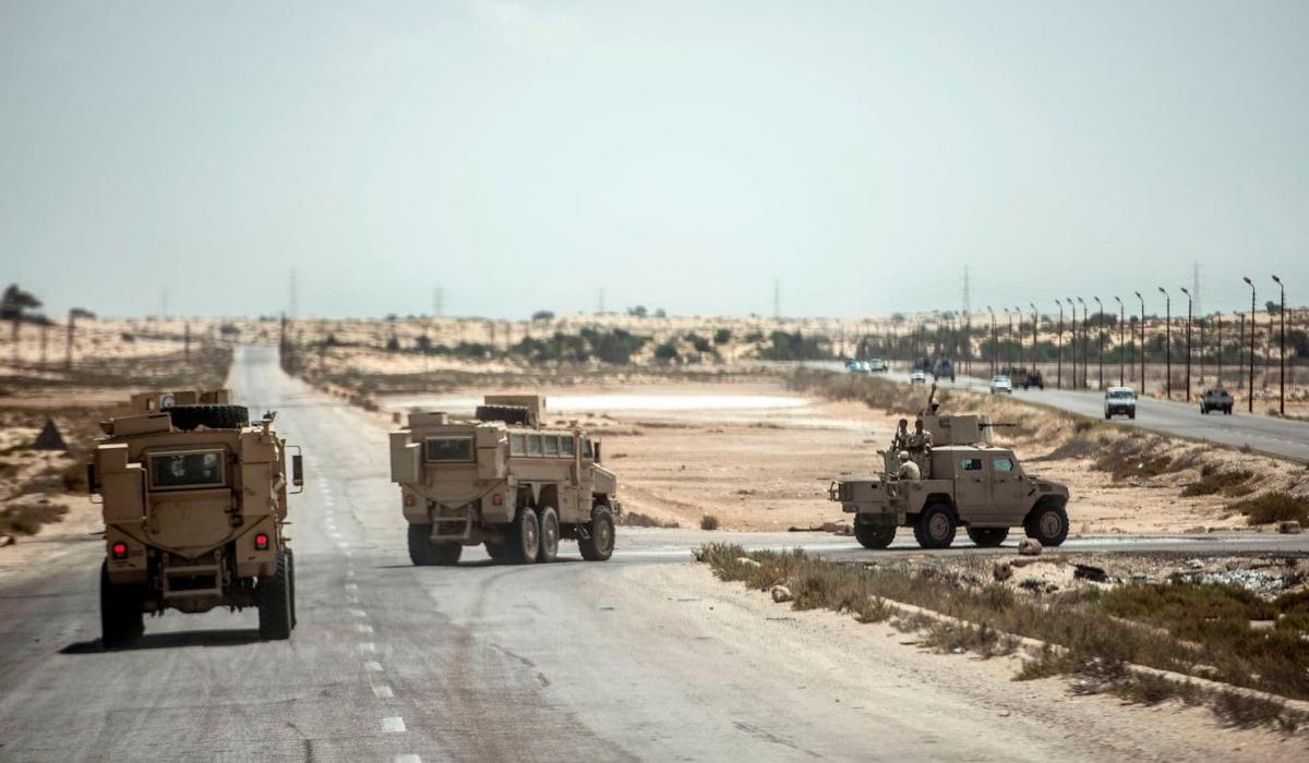 New Terror Attacks in North Sinai